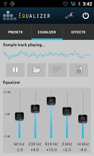 Equalizer Unlock Key - screenshot thumbnail