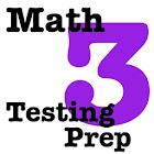 3rd Grade Math Testing Prep icon