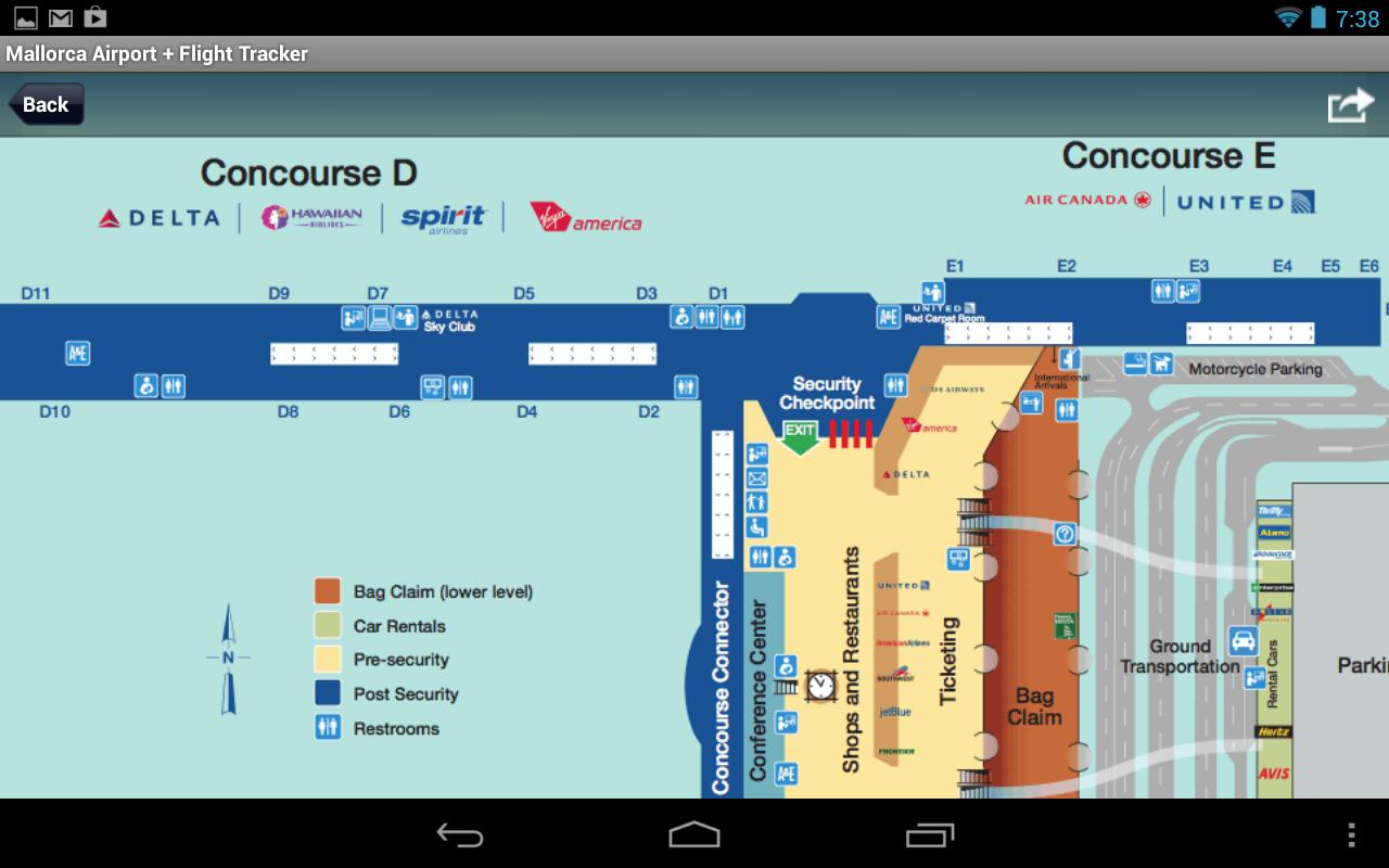 Portland airport radar pdx android apps on google play