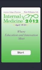 Internal Medicine 2012