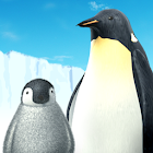Penguin Live Wallpaper Trial icon