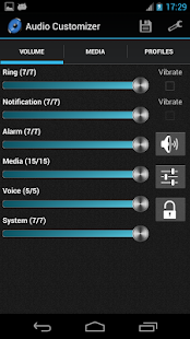 Audio Customizer- screenshot thumbnail