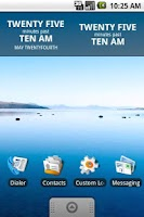 Screenshot of Tajm
