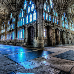 Gloucester Cloister by G. Stetson - Buildings & Architecture Architectural Detail (  )