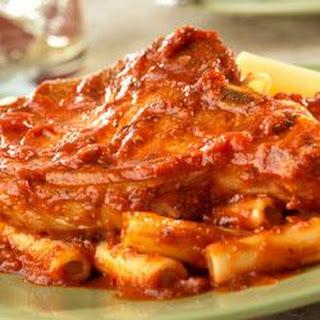 Italian-Style Skillet Pork Chops.