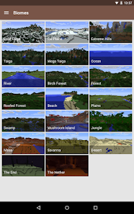 CleverBook for Minecraft - screenshot thumbnail
