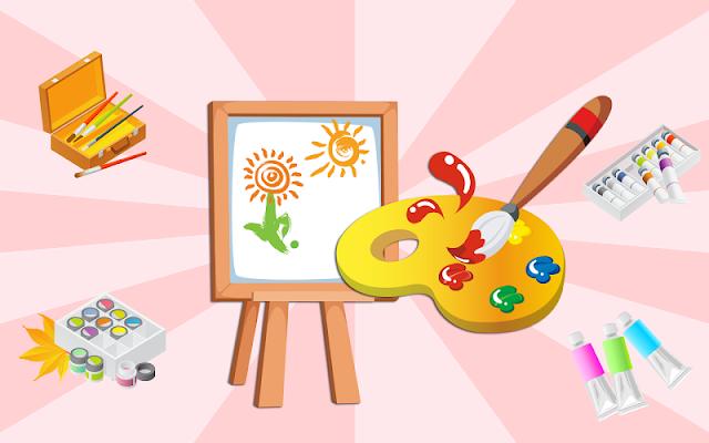 Painting Games - screenshot