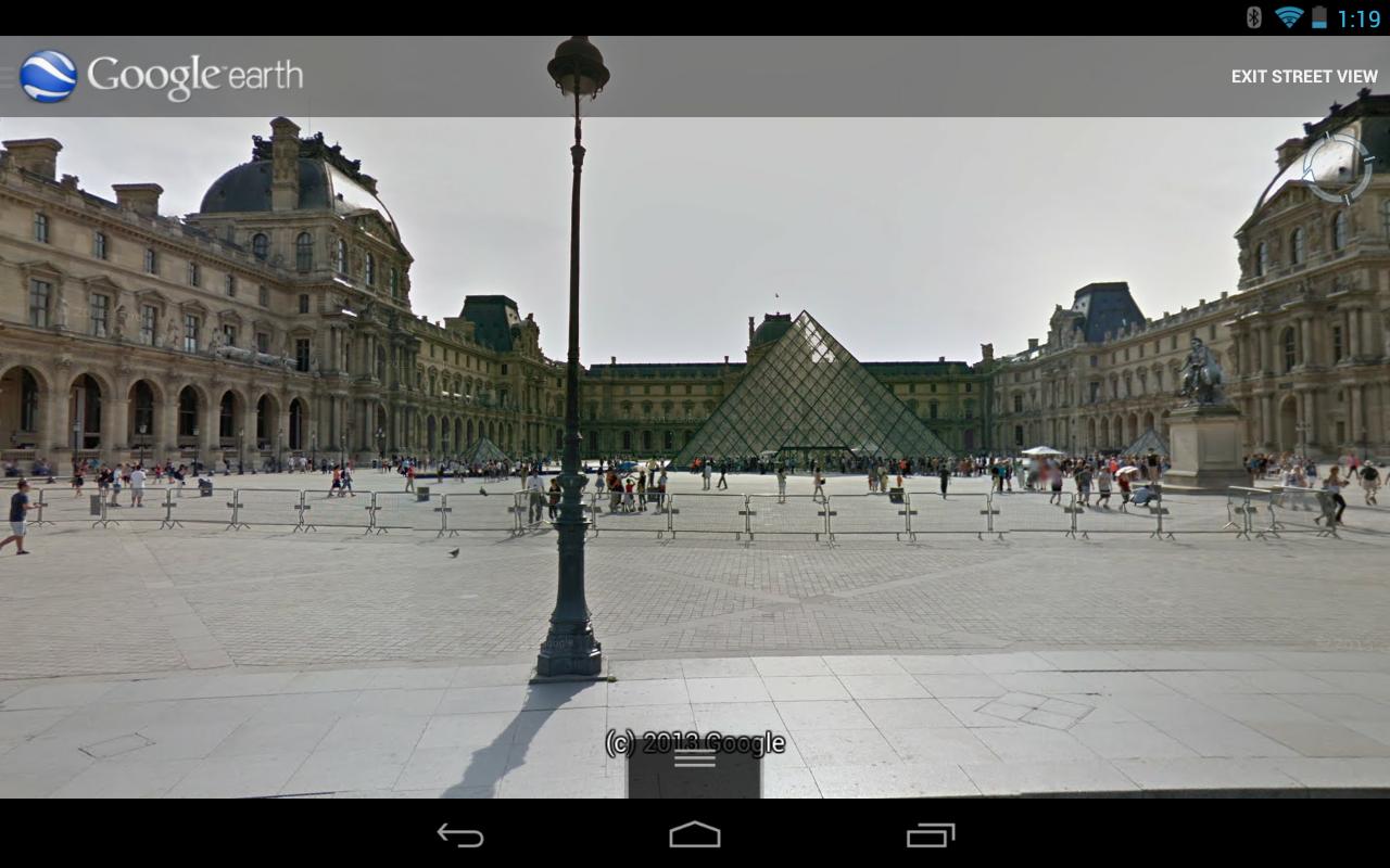 Google Earth para Android agora conta com nova tecnologia 3D 3
