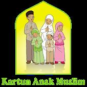 Kartun Anak Muslim