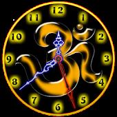 Om Shiva Clock