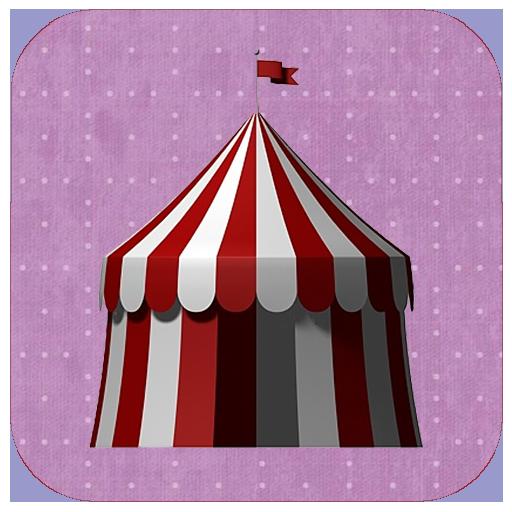Circus Sounds LOGO-APP點子