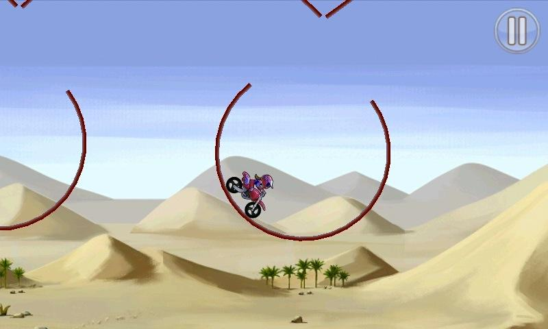 Bike Race Pro by T. F. Games- screenshot
