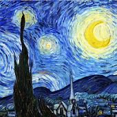 Van Gogh Starry Night Free