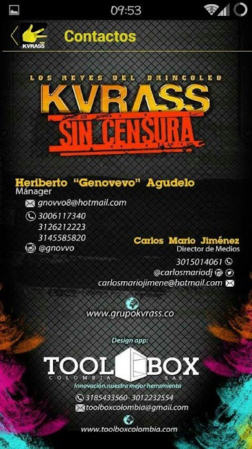 #19. Grupo Kvrass (Android)
