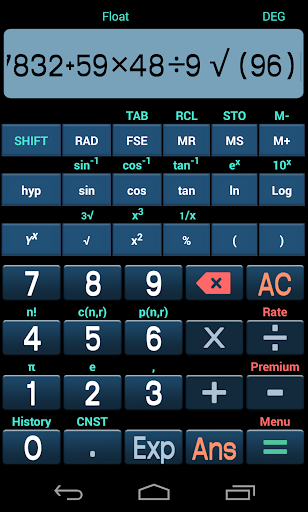 Scientific Calculator 2015