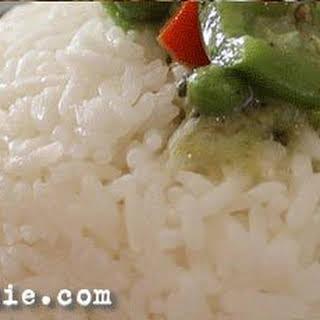 Thai Jasmine Rice Recipes.