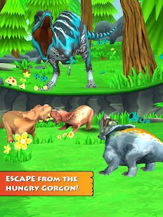 Walking with Dinosaurs - Run