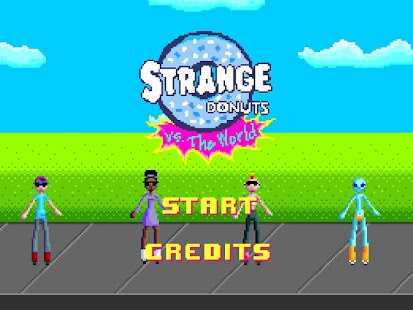 Strange Donuts vs. The World- screenshot thumbnail