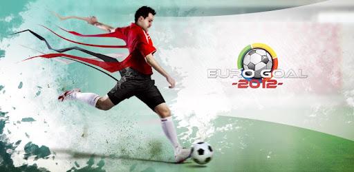 EuroGoal 2012 Apk - Game Sepak Bola Android