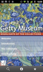 Highlights of the Getty Museum - screenshot thumbnail