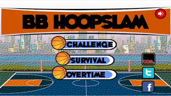 Basketball Hoopslam - screenshot thumbnail