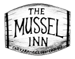 Logo for The Mussel Inn
