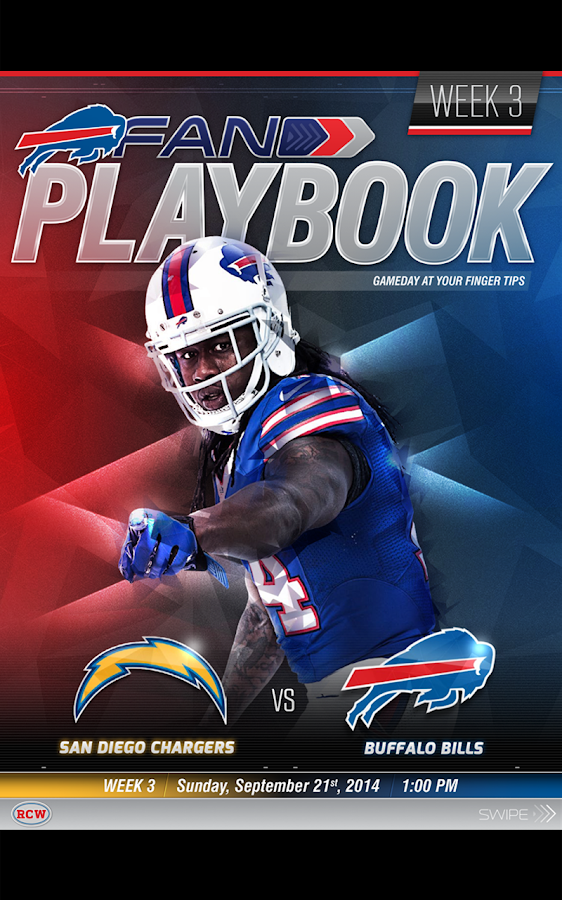Buffalo Bills Touch - screenshot