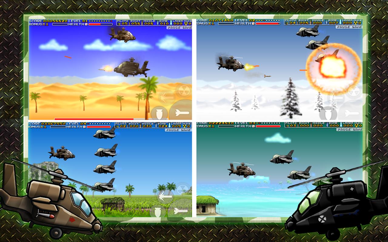 Apache Overkill screenshot #11
