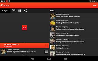 Screenshot of iCat.cat