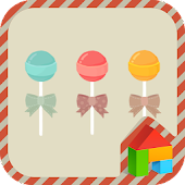 sweet candies dodol theme