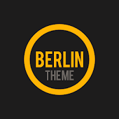 CM9 CM10 AOKP THEME BERLIN