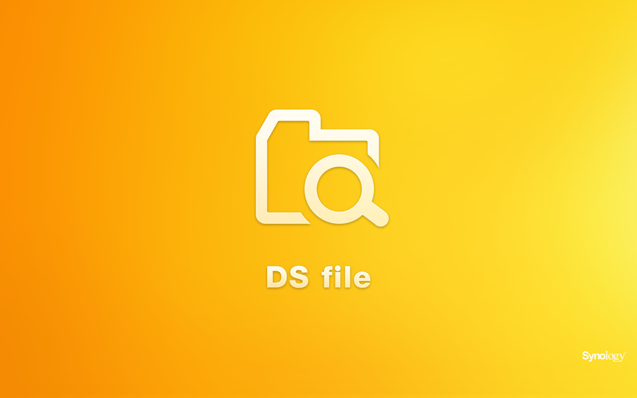 DS file - screenshot