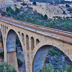 by Barkın Atıl - Buildings & Architecture Bridges & Suspended Structures