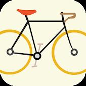 Velotton : bicycle tracker app