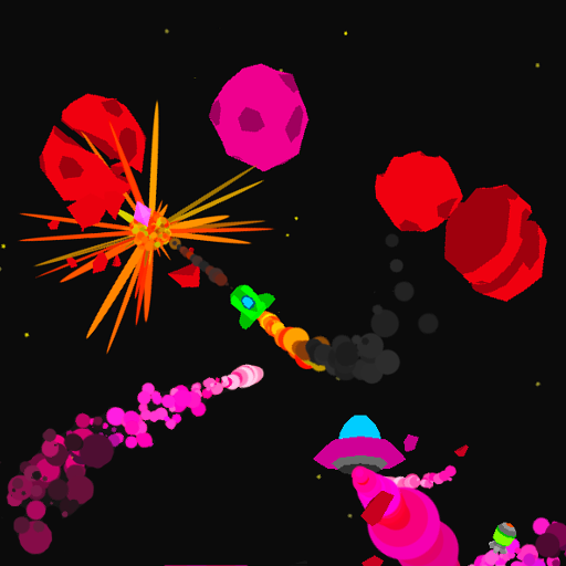 Asteroid Defence Shooter LOGO-APP點子