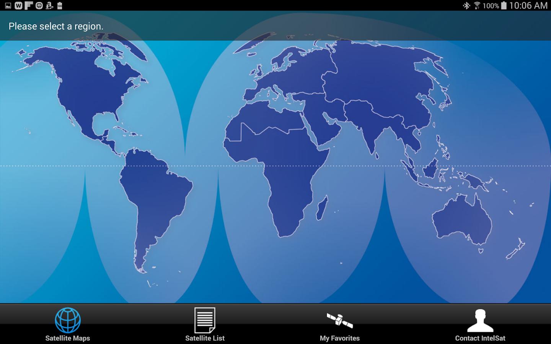 INTELSAT - screenshot