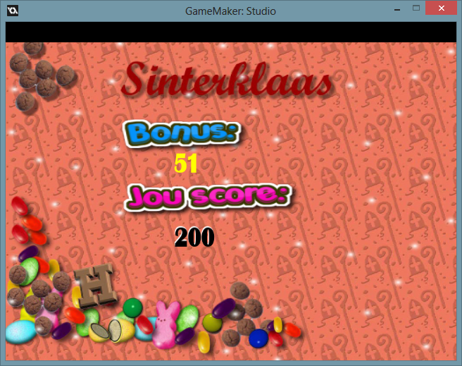 Pepernoten slang - screenshot