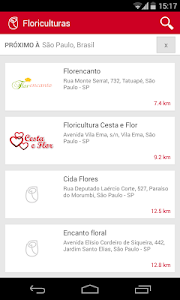 Fllor - Guia de floriculturas screenshot 0