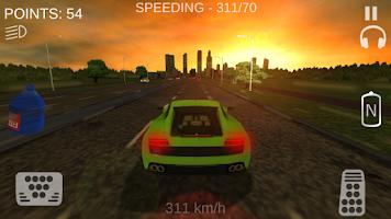 Screenshot of Polish Streetracing Free