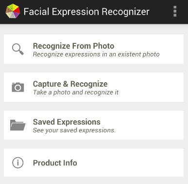 Facial Expression Recognizer