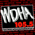105.5 WDHA Player icon