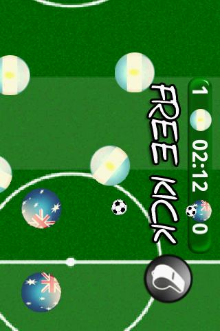 Button Football (Soccer)- screenshot