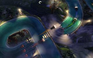 Screenshot of Slingshot Racing