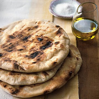 Grilled Flatbread.