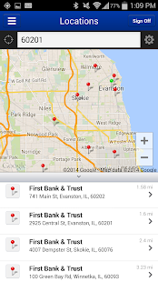 First Bank&Trust Smart Banking- screenshot thumbnail
