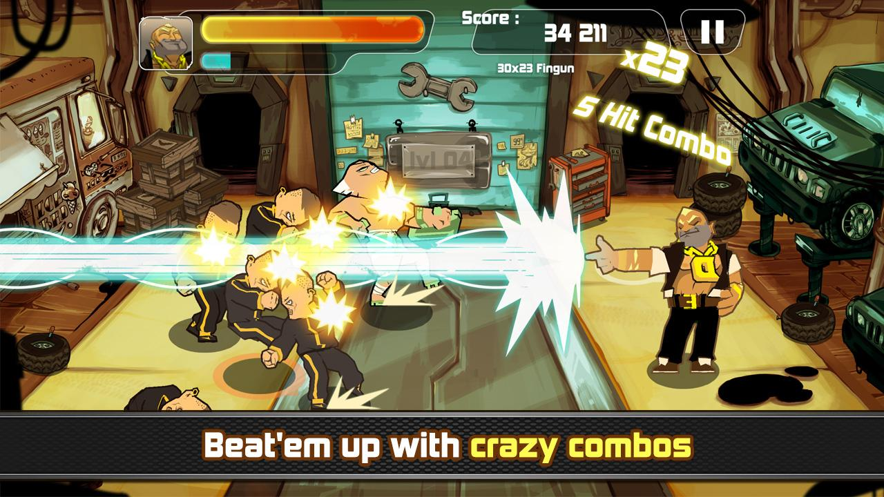 Combo Crew- screenshot