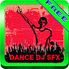 Techno Dj SFX Sounds App icon