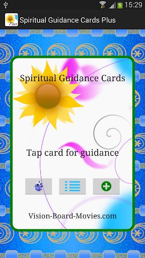 Spiritual Guidance Cards Plus
