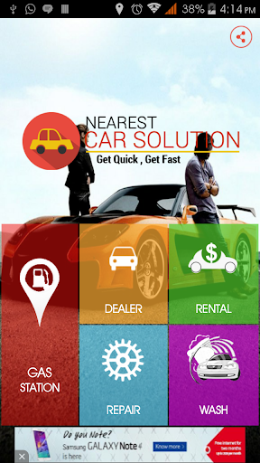 nearest solution for your car