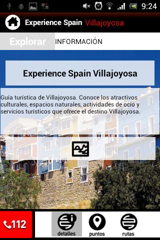 Experience Spain Villajoyosa